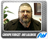 Groupe Forget - Yvan Lalonde
