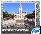 Siège Hublot - Portugal