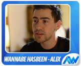 Wannabe Hasbeen- Alexandre Gendron